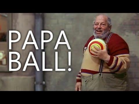 Praxis Dr. Hasenbein - Papa, Ball!