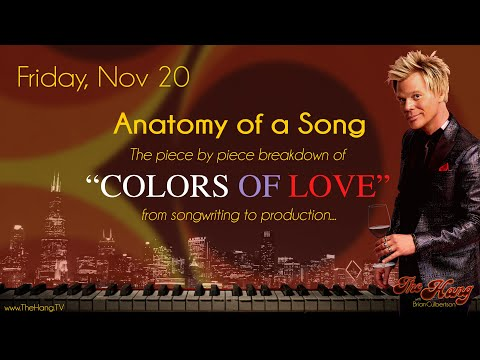 "The Hang with Brian Culbertson - Anatomy of a Song ""Colors of Love"""