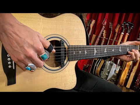 New Acoustic Pickup is a GAMECHANGER! - Fishman PowerTap Earth