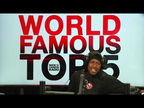 World Famous Top 5! Top 5 Hood Snacks #NickCannonRadio
