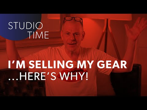 I'M SELLING MY GEAR... HERE'S WHY!