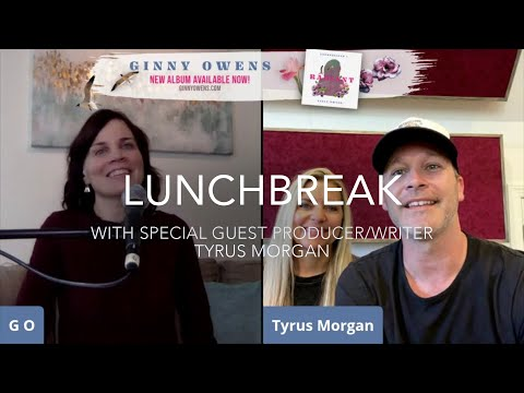 LunchBreak Live with Special Guest Producer/Writer Tyrus Morgan
