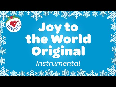 Joy to the World🔔Instrumental Christmas Songs🎄and Carols with Lyrics 2020 🌟