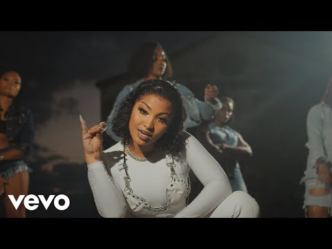 Shenseea - Bad Alone (Official Music Video)