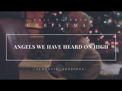 Angels We Have Heard On High - Lyric Video