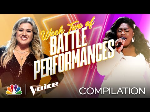 The Best Performances from the Final Battles and First Knockouts - The Voice 2020