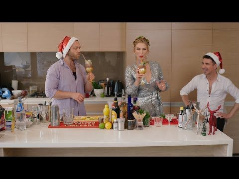 Goodrem's Good Rums: Merry Christmas To You (Cocktail Making)