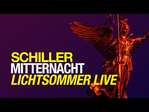 "SCHILLER: ""Mitternacht"" Live // Lichtsommer // Taken from ""Summer in Berlin"""
