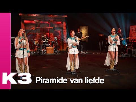 K3 Livestream - Piramide van liefde