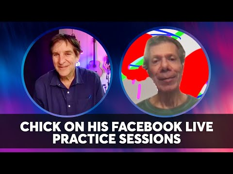 Chick On His Facebook Live Practice Sessions - USA Today