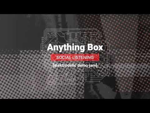 Anything Box   Social Listening   Song Demo + Maschine Jam from #Quaranstream 33   Electronic Music