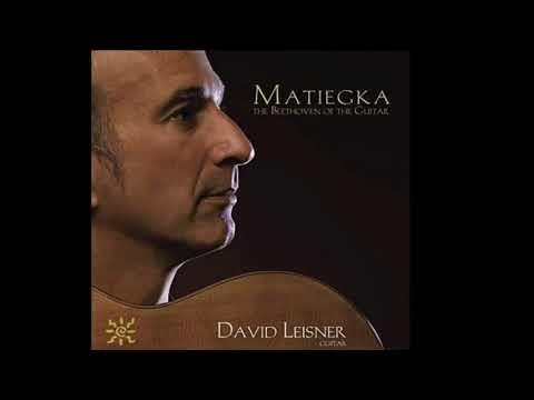 Wenzeslaus Matiegka Rondo Capriccioso (Grand Sonata no. 1)