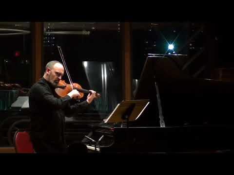 Vapors for solo viola by David Leisner; Mark Holloway, viola