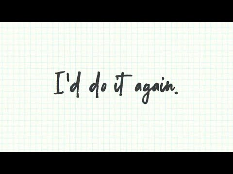 Violette Wautier - I'd Do It Again (Official Lyric Video)