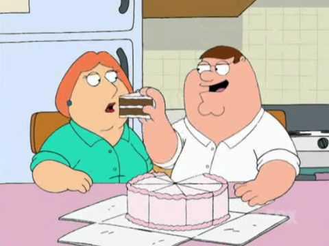 Family Guy - I want you bigger