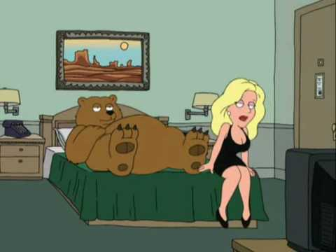 Family Guy - Mrs Lockhart and the Bear