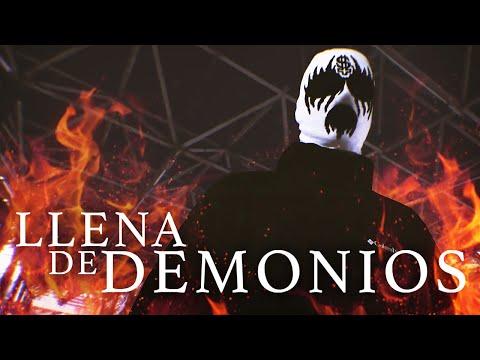 UMMO - LLENA DE DEMONIOS [ft. Carmona] VIDEO OFICIAL