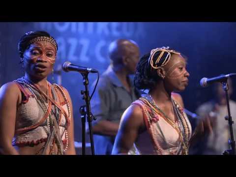 African Dream   Seun Kuti  Live Performance - Montreux Jazz Club