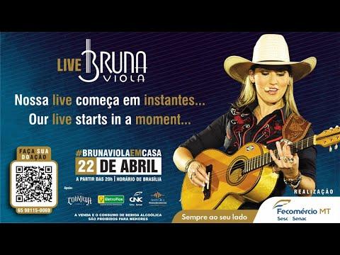 Live Bruna Viola #avioleiramaisamadadobrasil