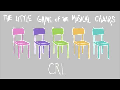 Cri. - The Little Game Of The Musical Chairs (Official Lyric Video)