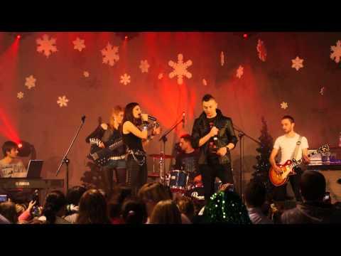 """Natalia Szroeder & Liber """"Wszystkiego na raz"""" - LIVE - Nowy Singiel"""