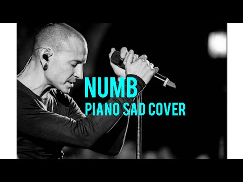 Numb - Linkin Park (Chester's voice) Piano sad cover