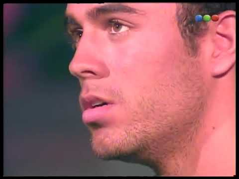 Enrique Iglesias - Enamorado Por Primera Vez (LIVE) 1997
