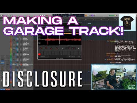 Disclosure - Writing U.K. Garage in the Studio!