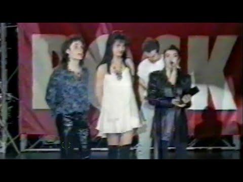 """Mecano - Premios """"Un año de Rock"""" '92"""