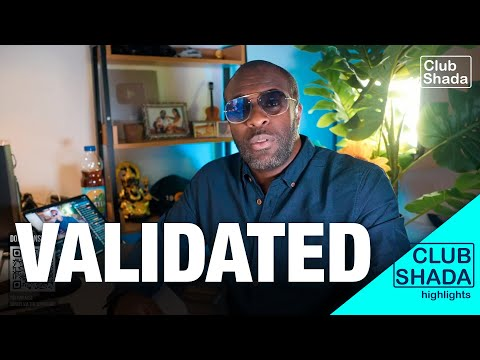 Don't look for validation in the wrong places | Club Shada
