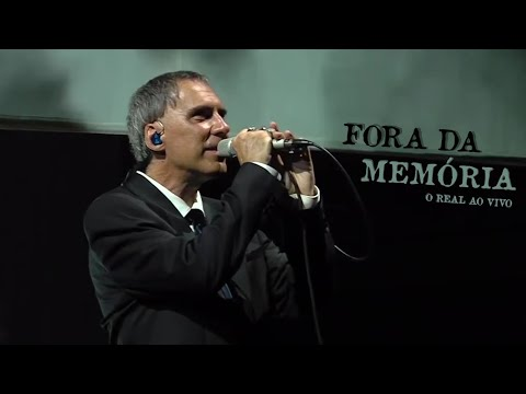 Fora da Memória - Arnaldo Antunes [O Real Ao Vivo]