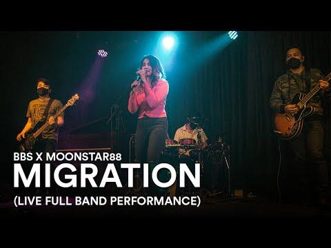 Moonstar88 - Migration (LIVE Full Band Performance)