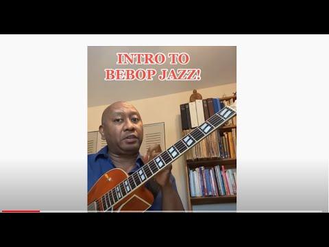 Introduction to Bebop Jazz!
