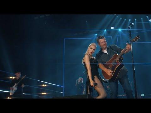 Blake Shelton - Happy Anywhere (feat. Gwen Stefani) (Live)