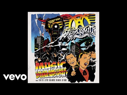 Aerosmith - Can't Stop Lovin' You (Official Audio)