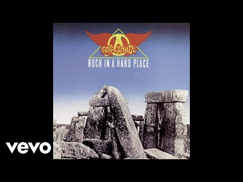 Aerosmith - Rock In A Hard Place (Cheshire Cat) (Official Audio)