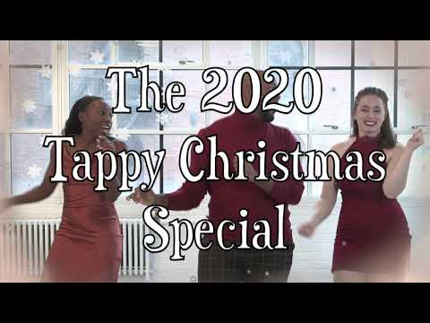 2020 Tappy Christmas Special Teaser with Broadway stars!