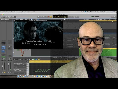 Thomas Dolby:  How to score Love Scenes