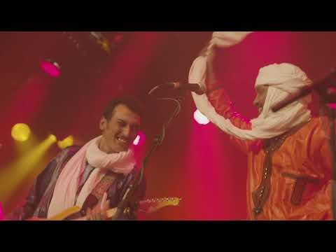 Bombino - Chet Boughassa (Live in Amsterdam)