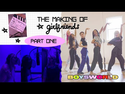 The Making of Girlfriends Part 1: Behind the Scenes