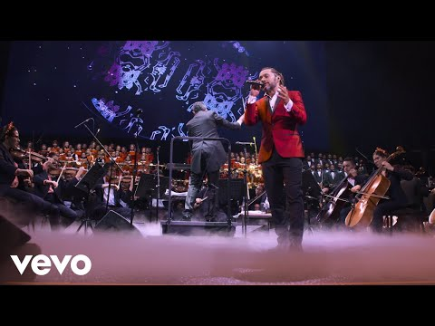 Diego Torres - Tratar de Estar Mejor (Sinfónico - Official Video) ft. Jiggy Drama