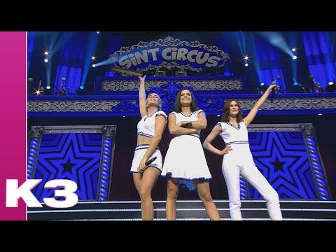 K3 - Roller disco   De Grote Sinterklaasshow 2018