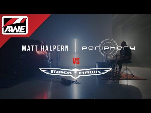 Periphery's Matt Halpern vs. Trackhawk (Drum Off)