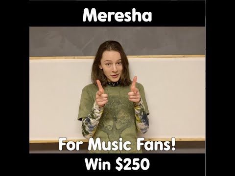Win $250, free merch + more - Contest for music fans