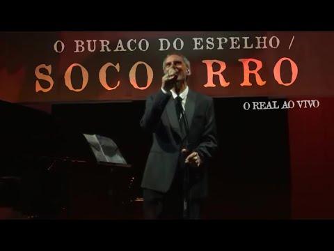O Buraco do Espelho / Socorro - Arnaldo Antunes [O Real Ao Vivo]