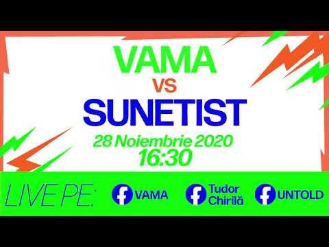 VamaFest - Vama vs. Sunetist