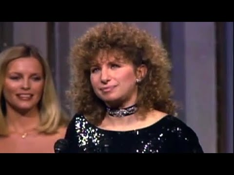 Best Director Award for Yentl — Golden Globes (1984)