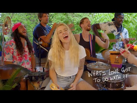 What's Love Got To Do With It - Walk Off The Earth (Tina Tuner Cover)