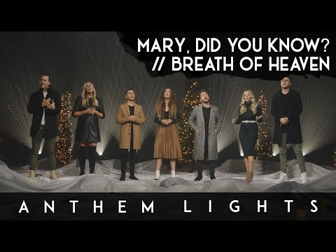 Mary, Did You Know? / Breath of Heaven   @Anthem Lights & @Charlotte Ave (Cover) on Spotify & Apple
