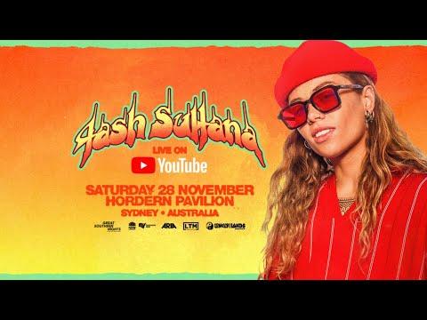 Tash Sultana Live at Hordern Pavilion